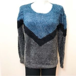 Comfy vintage style sweater made in Denmark